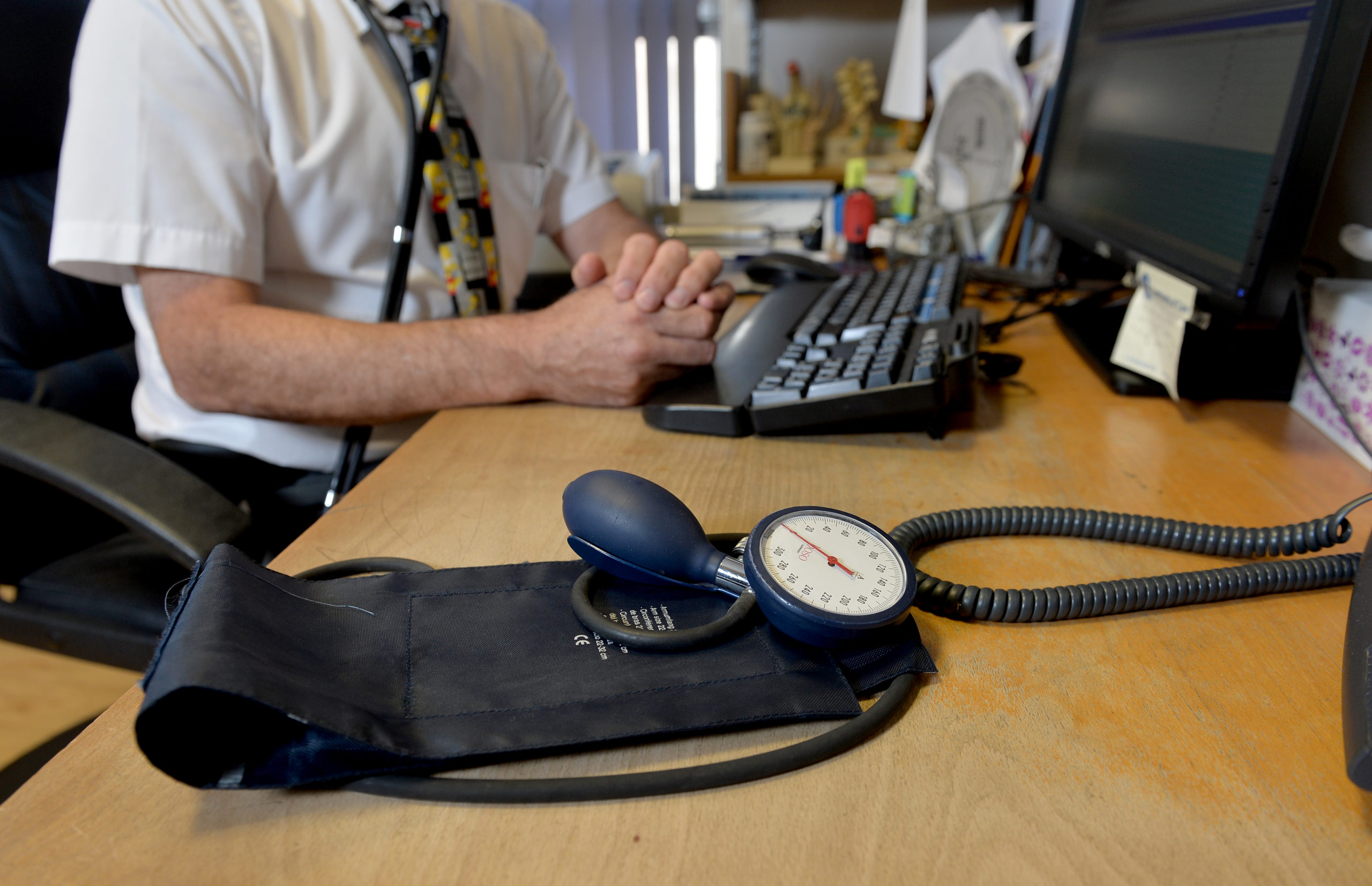 The majority of GP surgeries will be closed for a summer holiday on Monday, July 27