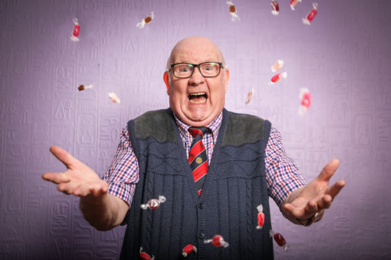 Derek Shaw has worked in the sweet industry for 60 years.