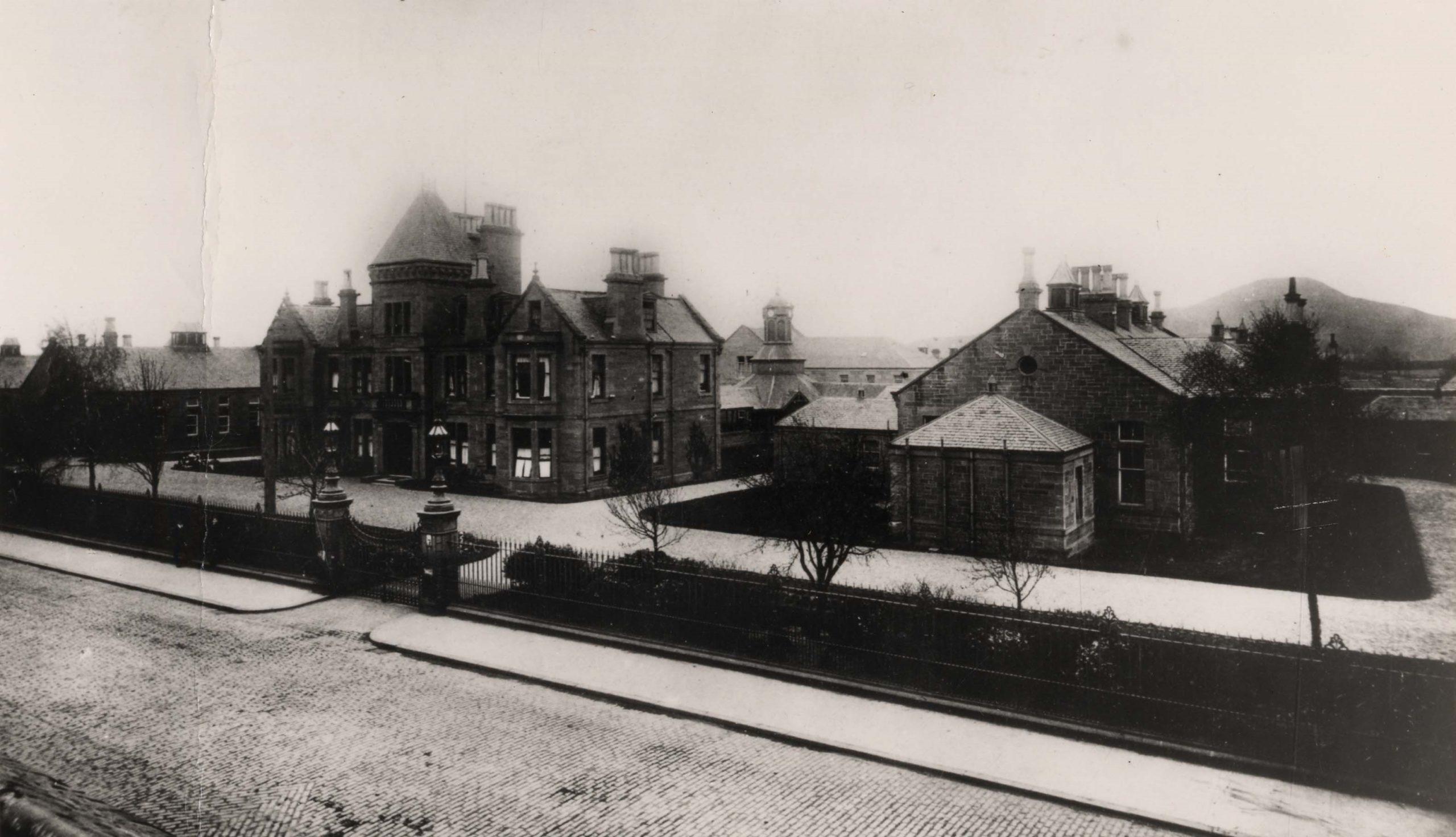 King's Cross Hospital.