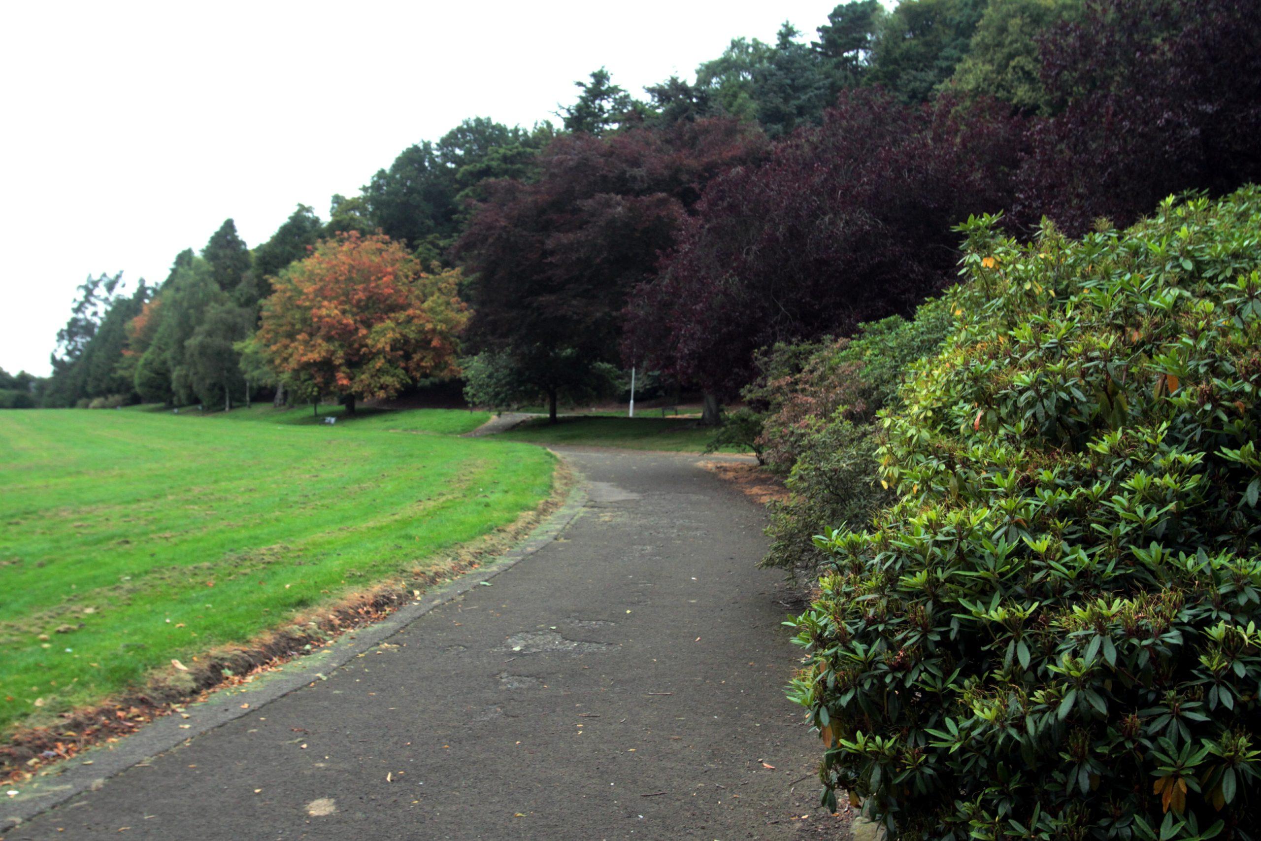 Balgay Park in Dundee.