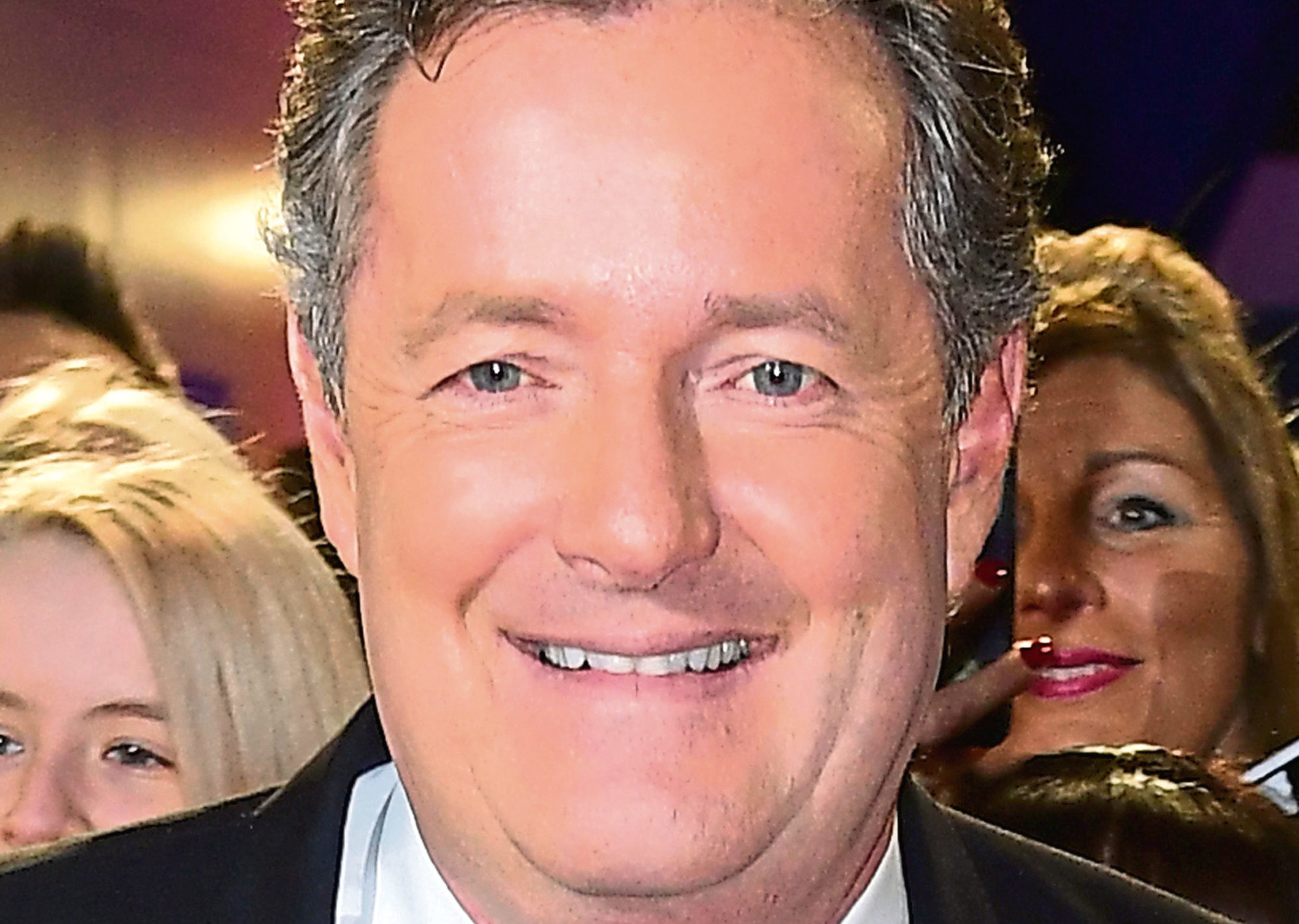 Piers Morgan.