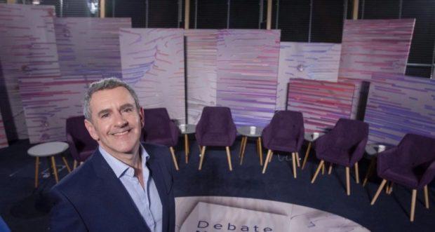 Stephen Jardine presents 'Debate Night'