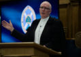 Rt Rev Dr Martin Fair, minister of St Andrew's Parish Church in Arbroath, has warned of Scotland's mental health crisis