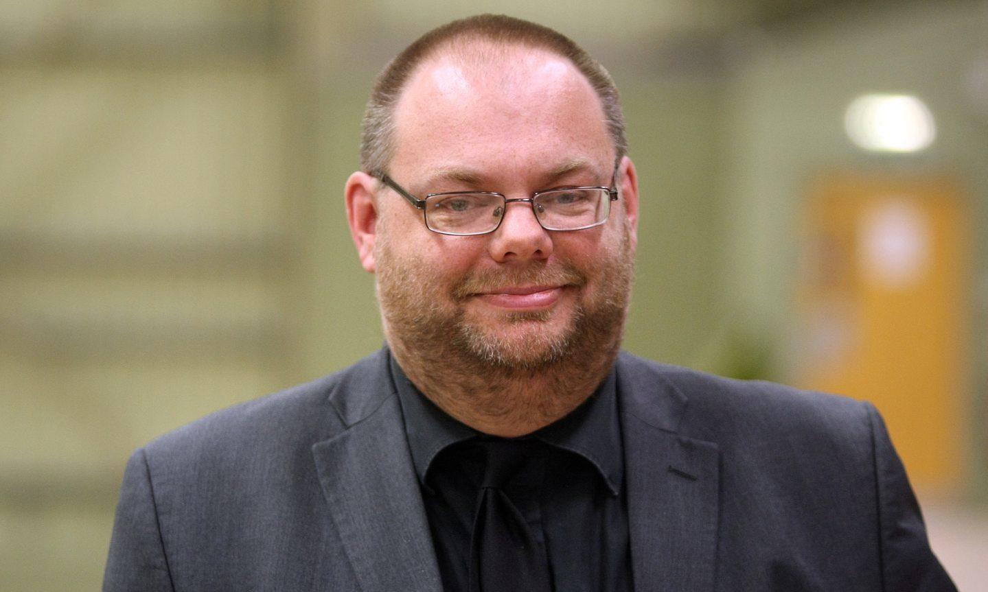 Children and families services convener Stewart Hunter