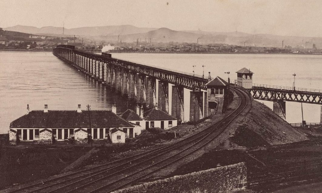 Archives uncover the history of Dundee's pioneering railway lines - Evening Telegraph