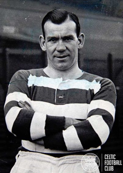 Celtic legend Jimmy McGrory