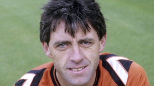 Dundee United legend David Narey