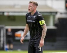 Ex-Dunfermline defender Lee Ashcroft on Dundee's radar
