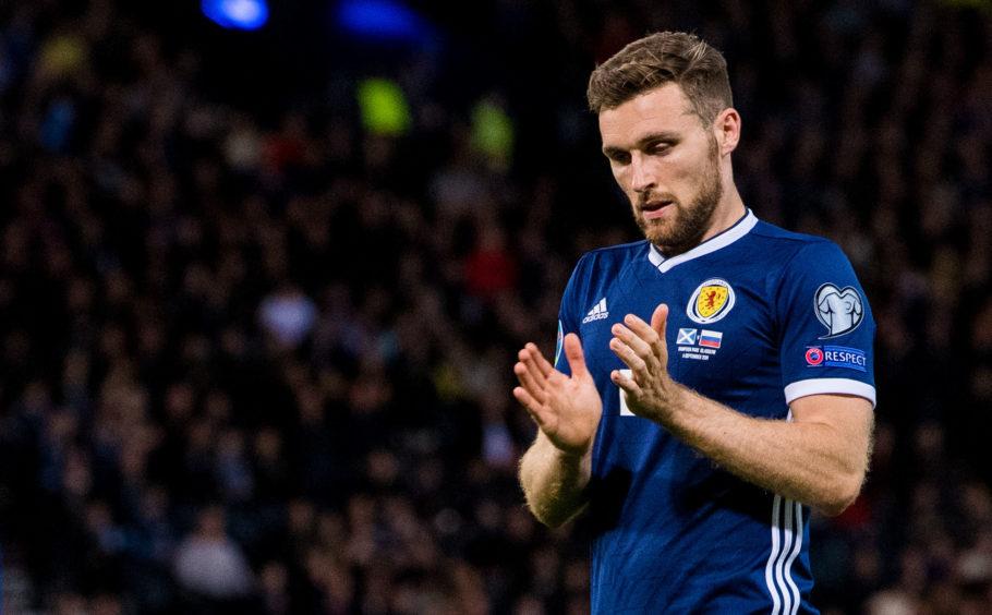Scotland full-back Stephen O'Donnell