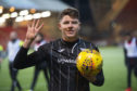 Kevin Nisbet has been banging in the goals for Dunfermline.