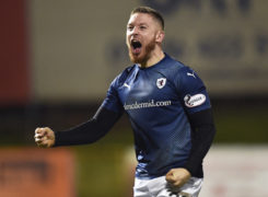 Former Dundee striker John Baird is starting a new life in Australia after his third spell at Raith Rovers