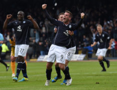 EXCLUSIVE: Ex-Dundee striker Peter MacDonald confirms he's hanging up his boots and says best day of his career came as a Dark Blues player