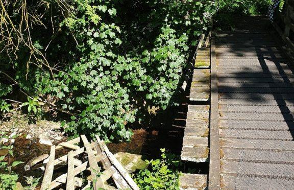Barry Mill Bridge