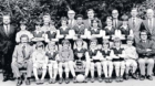 An old Dundee Primary Schools Select photo
