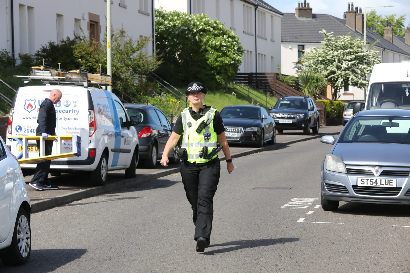 A number of drugs raids have been carried out during the lockdown.  (Picture: Gareth Jennings/ DCT Media)