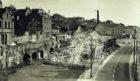 Blackscroft following the demolition work.
