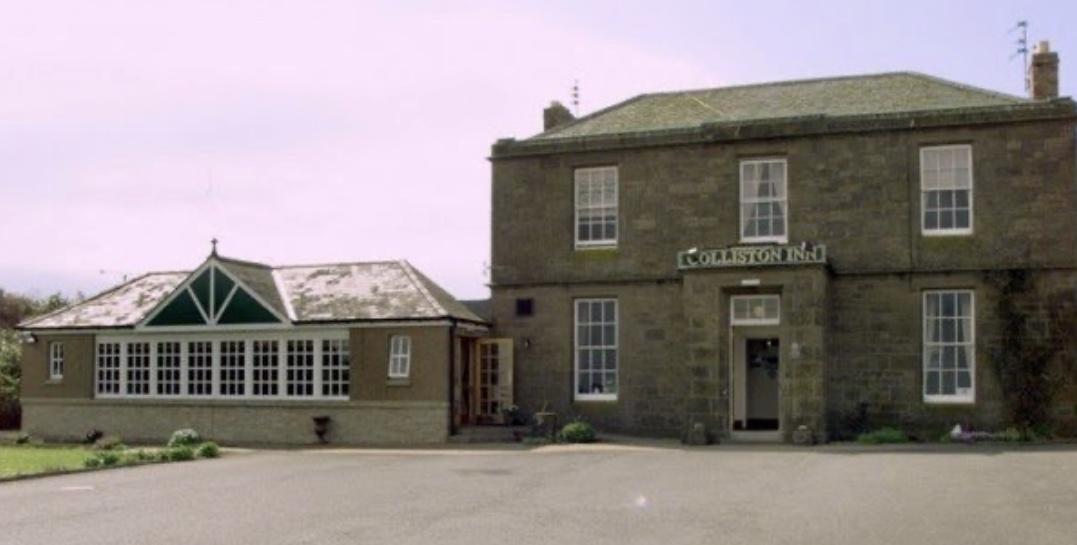 The Colliston Inn.