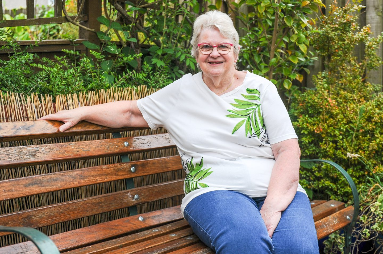 Christine McKenna (Picture: Kim Cessford / DCT Media.)