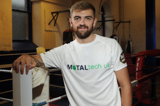 Paul Kean is ready for his biggest fight yet