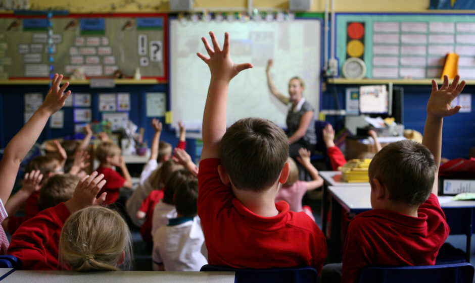 More than 79 schools across Tayside and Fife have not been inspected in at least a decade