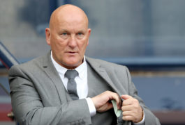 Former Dundee manager Jim Duffy returns home to continue recovery from heart attack