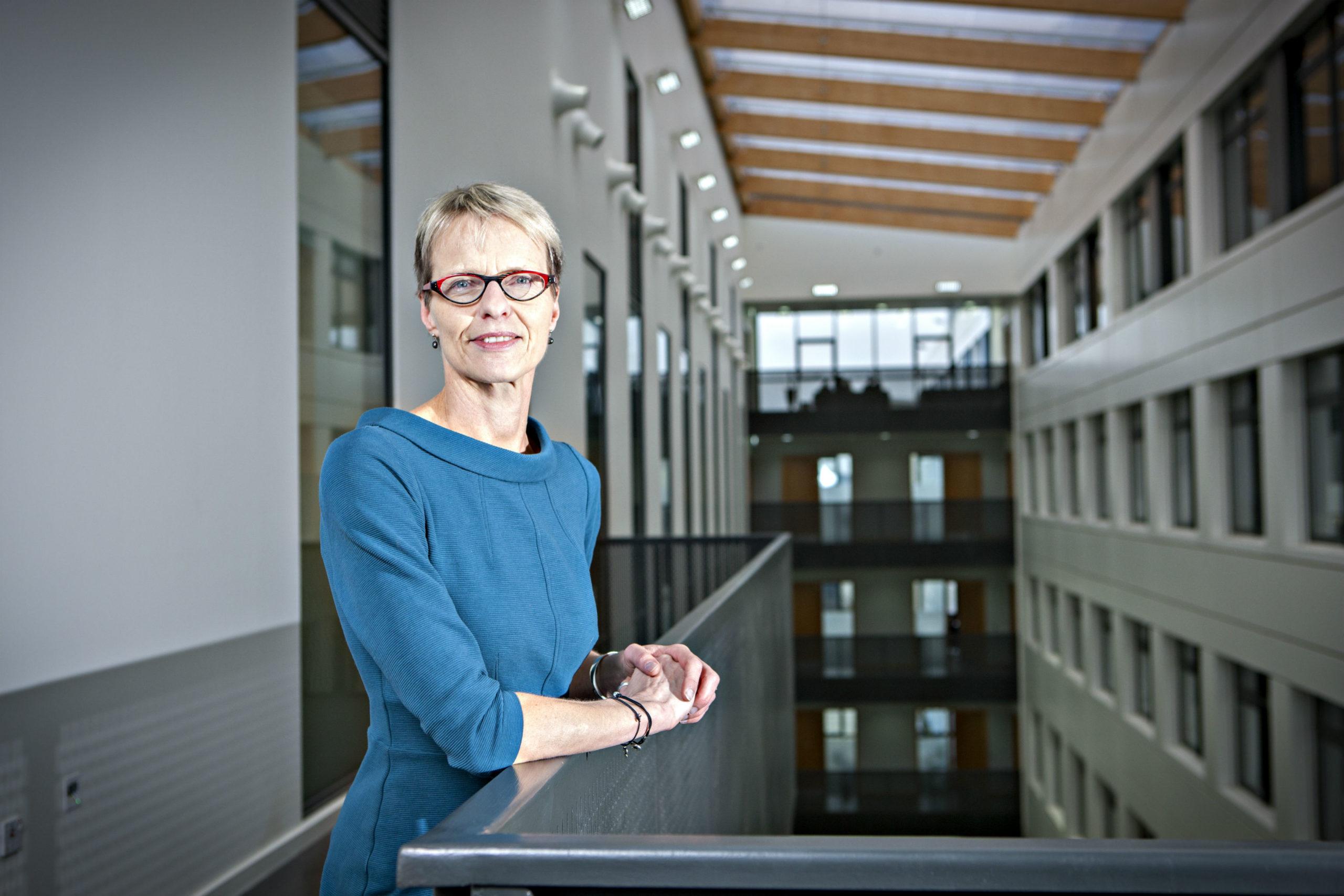 Professor Inke Nathke.