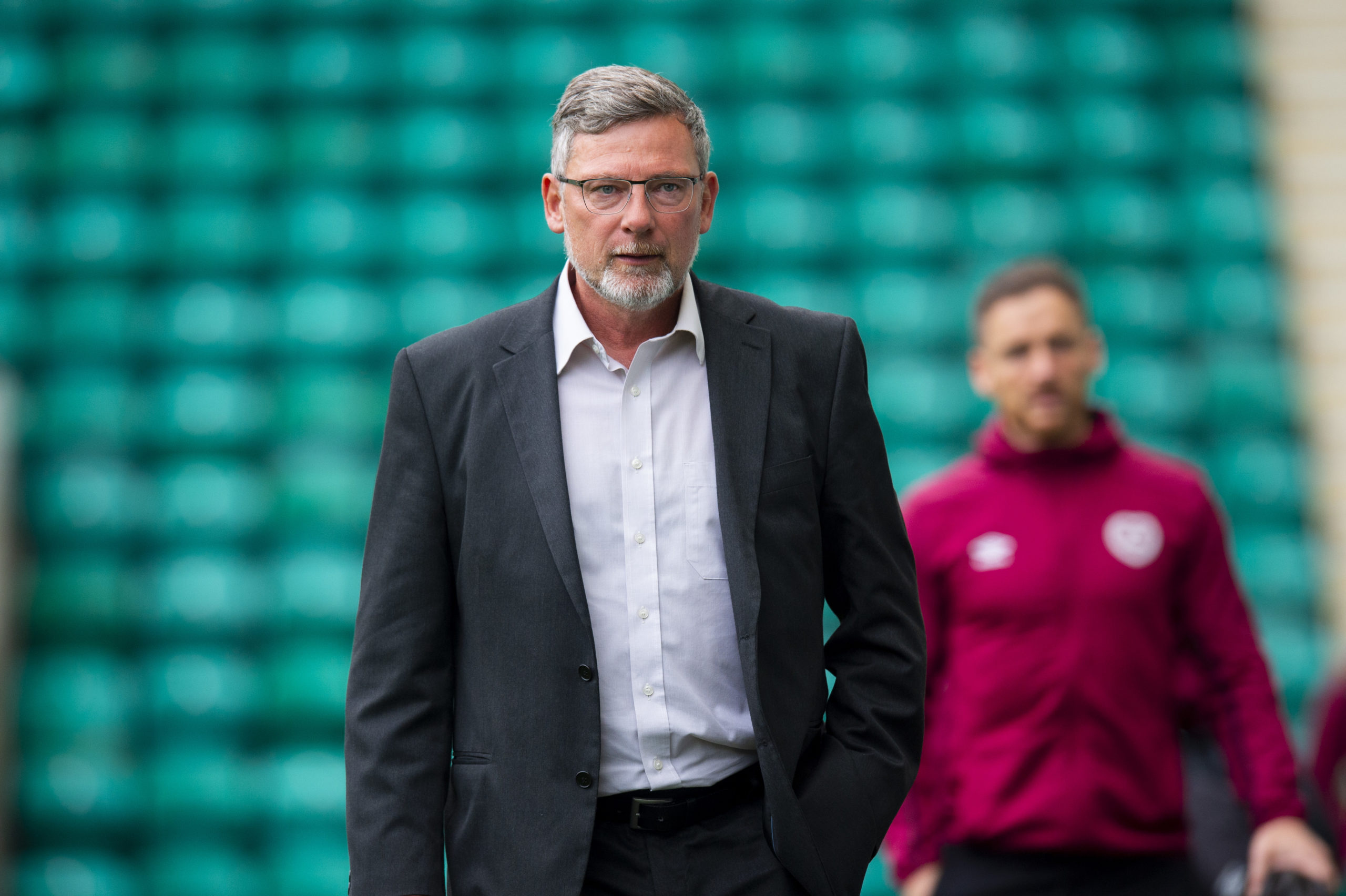 Craig Levein's remarks have prompted response from Championship duo.