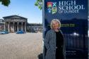 High School of Dundee rector Lise Hudson.