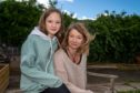 Jenny McLaughlin with daughter Maisie.