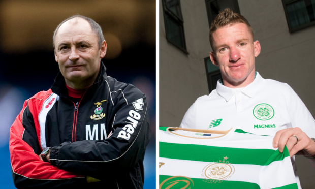 Malpas worked with Hayes at Inverness Caley