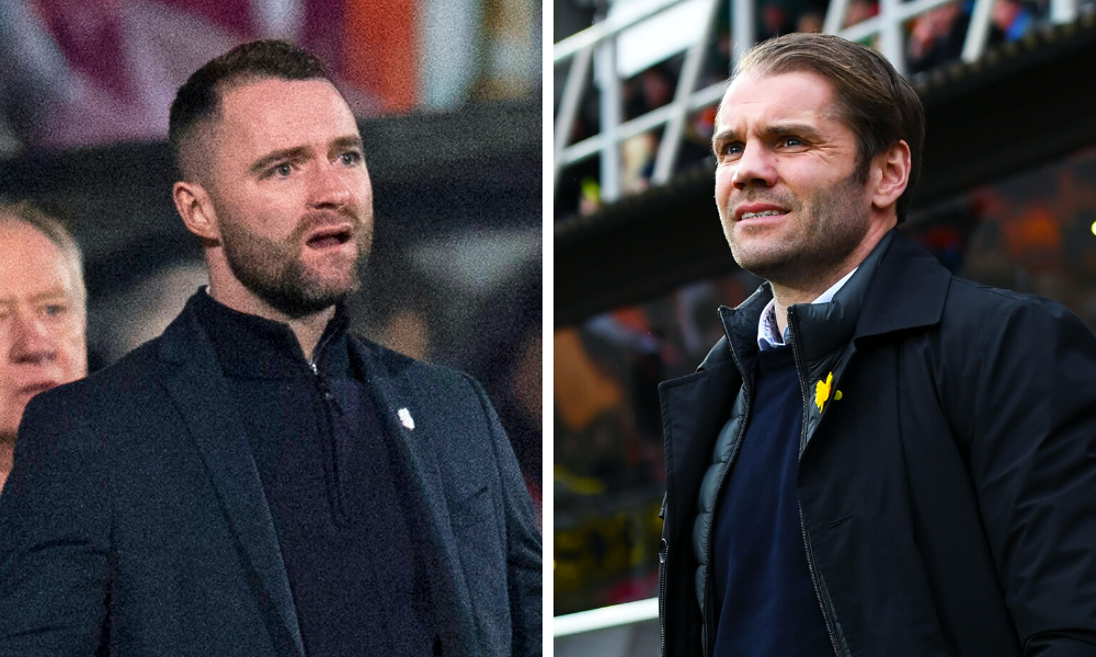 James McPake and Robbie Neilson will go head to head next season