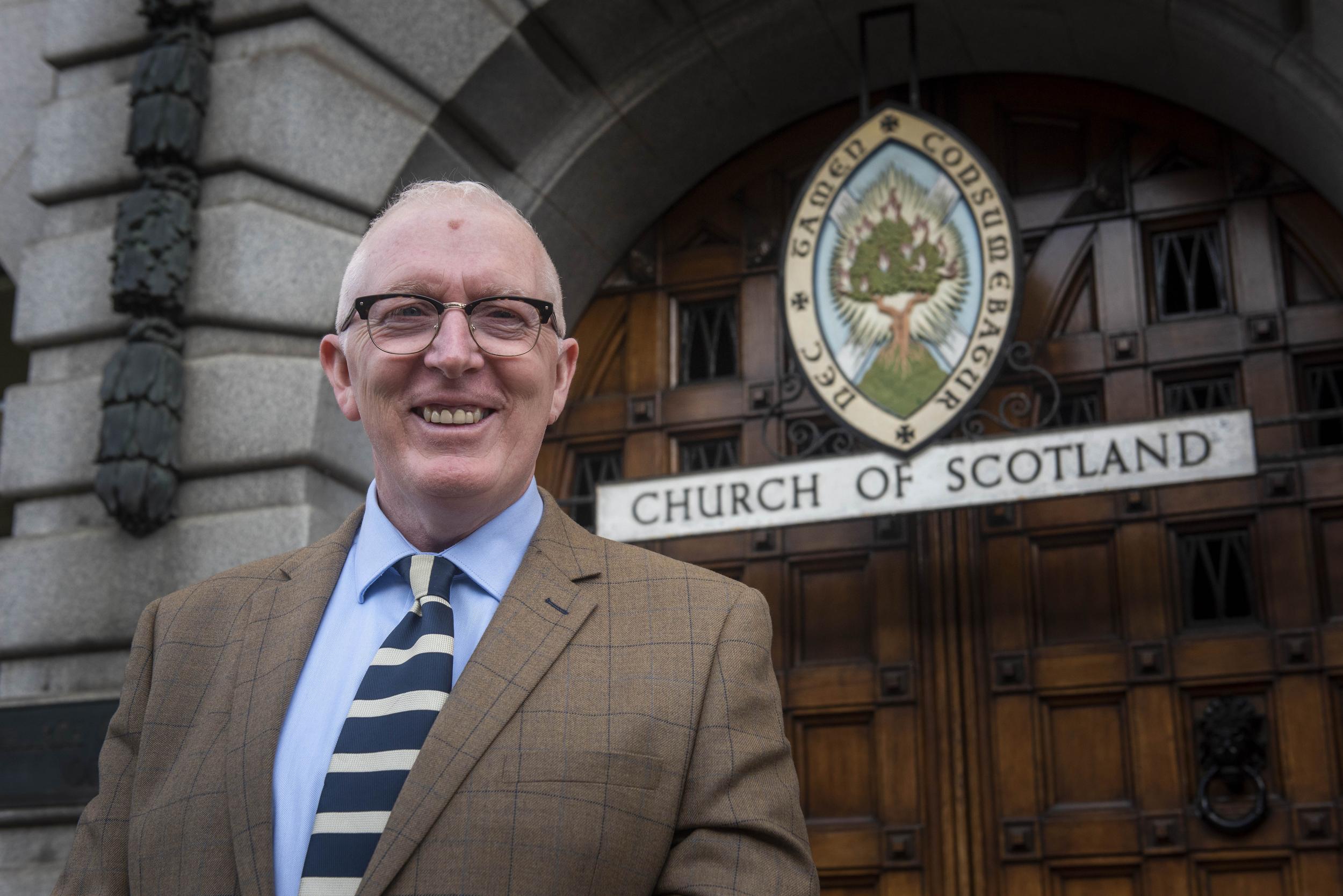 Rev Dr Martin Fair.