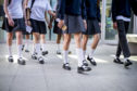 Dundee pupils will return to school at different times.
