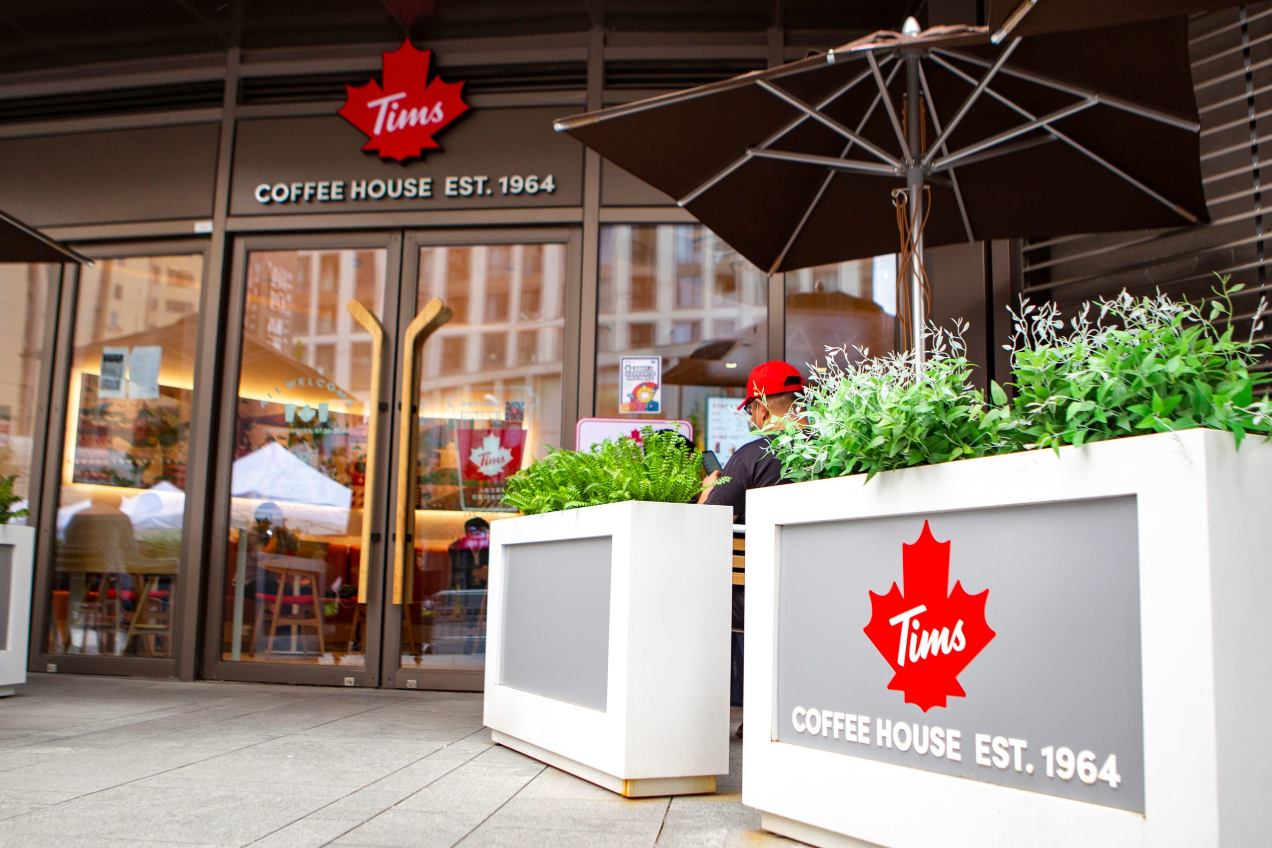 Tim Hortons could soon be opening in Dundee (stock image).