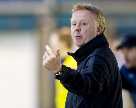 Stevie Frail during his time at Celtic