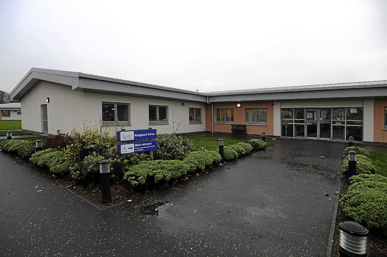 Kingspark School, Dundee.