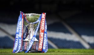 CONFIRMED: Betfred Cup draw in full as Dundee United meet St Johnstone at group stage and Dundee prepare to face Hibs and Forfar
