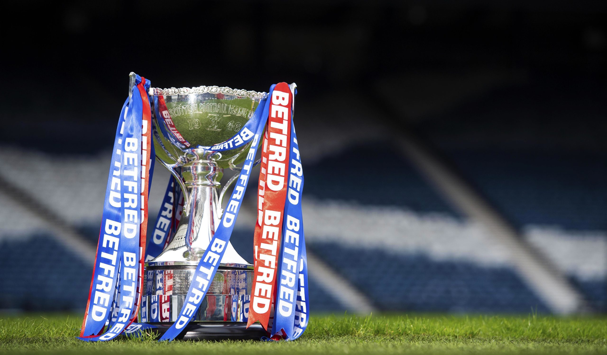 Betfred Cup draw took place this afternoon