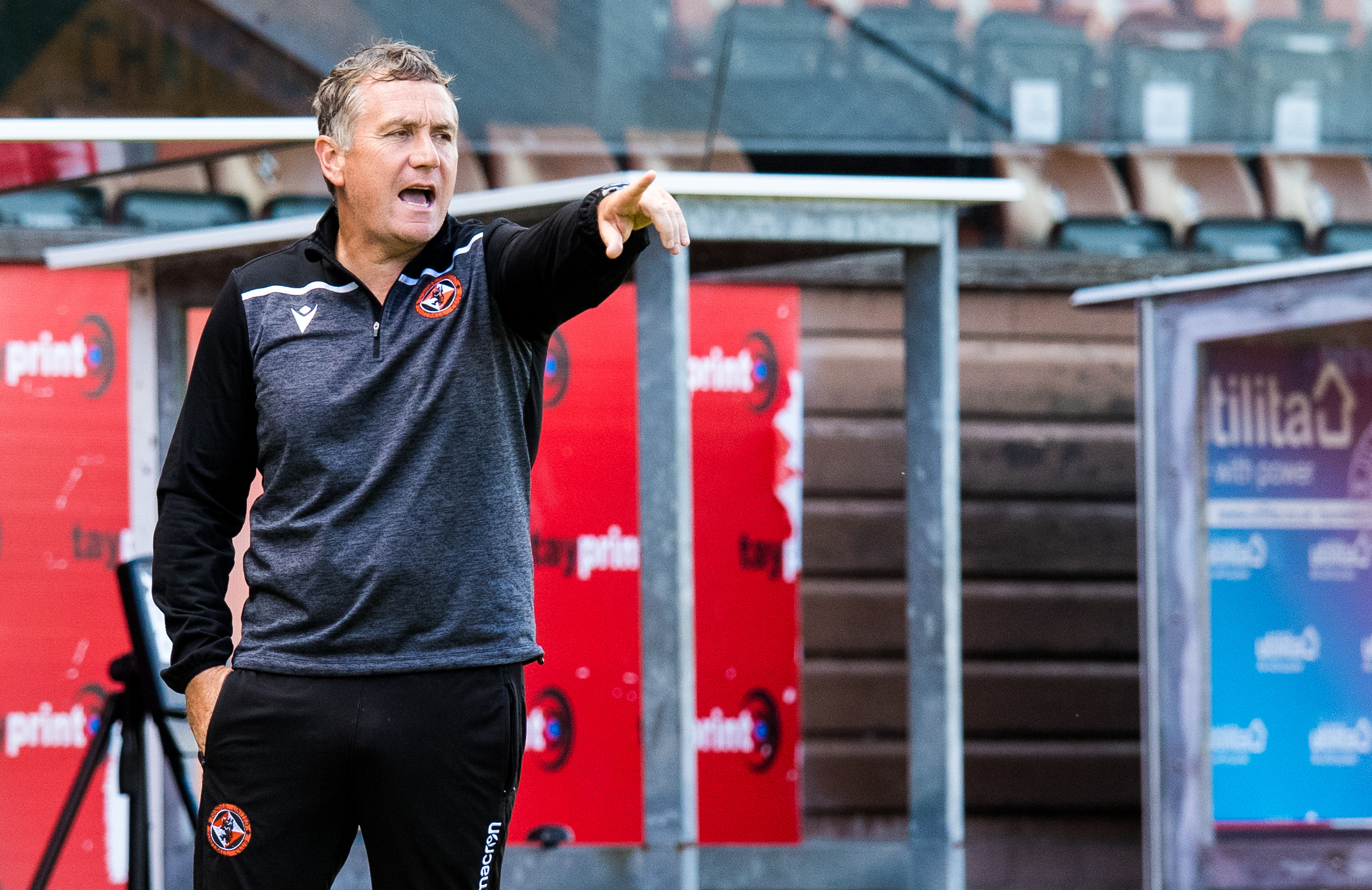 Mellon's men are looking to bounce back from Kilmarnock defeat.