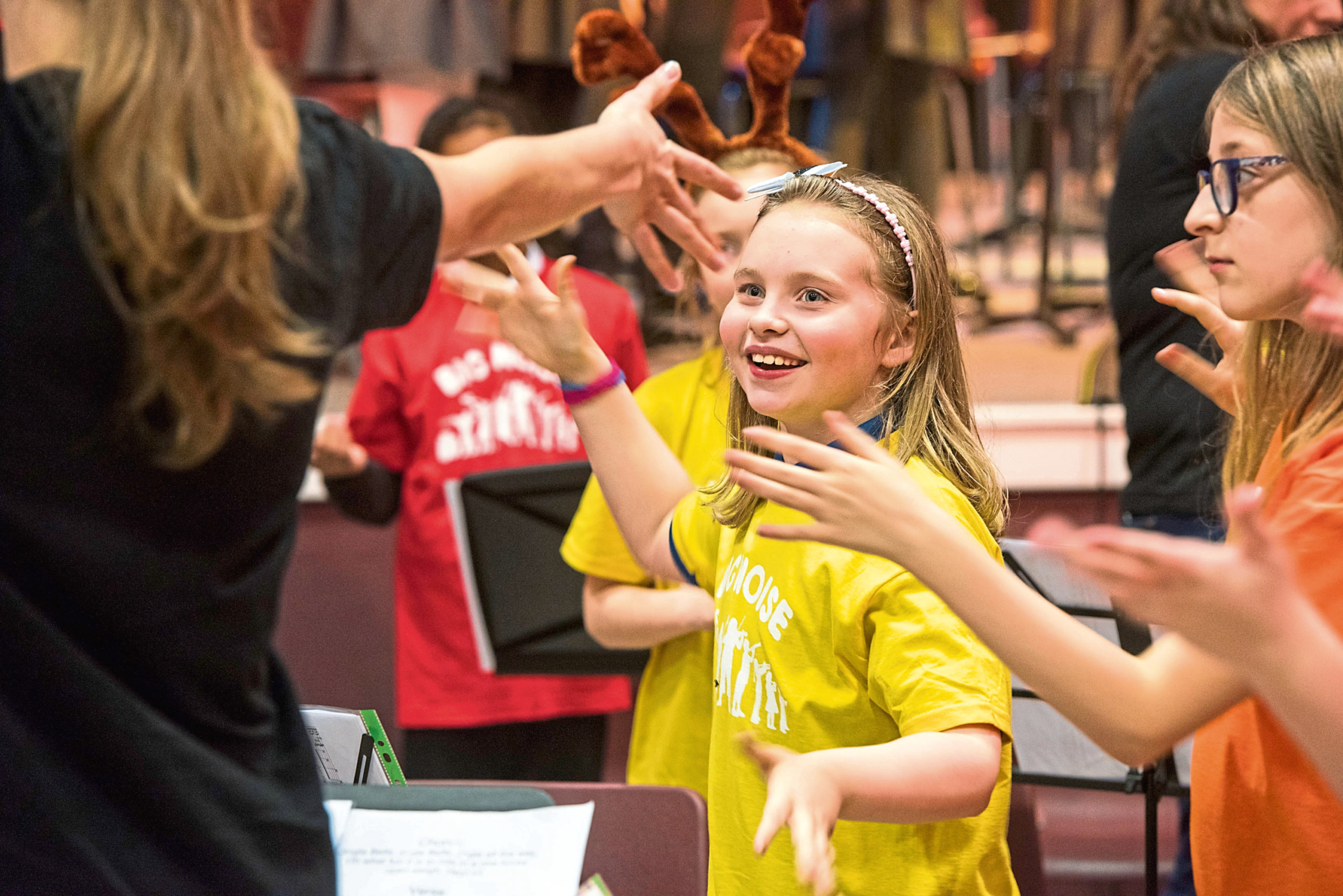 The community-based orchestral programme is hosting a week of birthday-related activities, including exclusive online performances by the Scottish Chamber Orchestra.