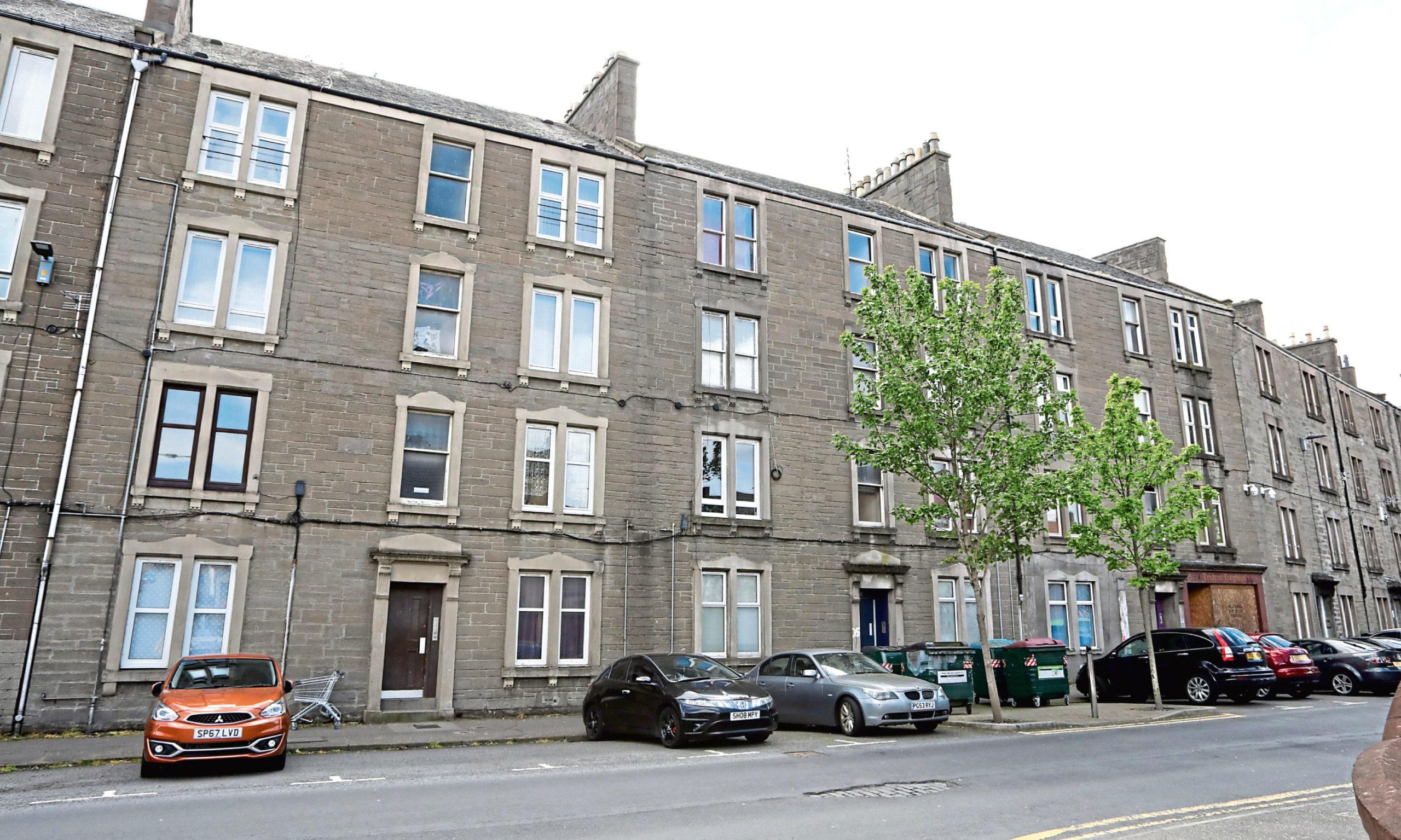 Dundonald Street, Dundee.