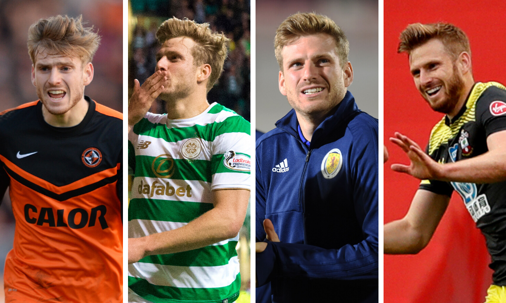 Stuart Armstrong is in fine form for Southampton this season