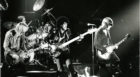 Thin Lizzy in concert.