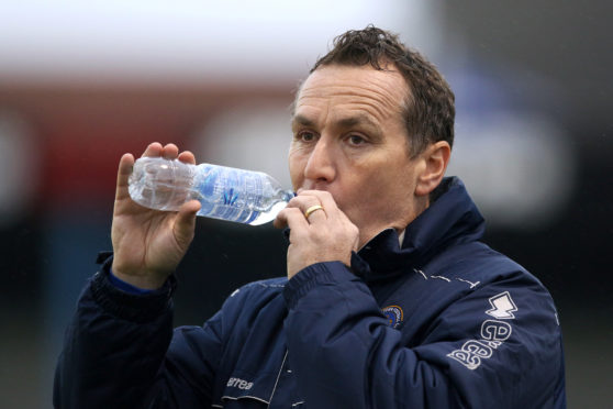 Micky Mellon has been linked with United job