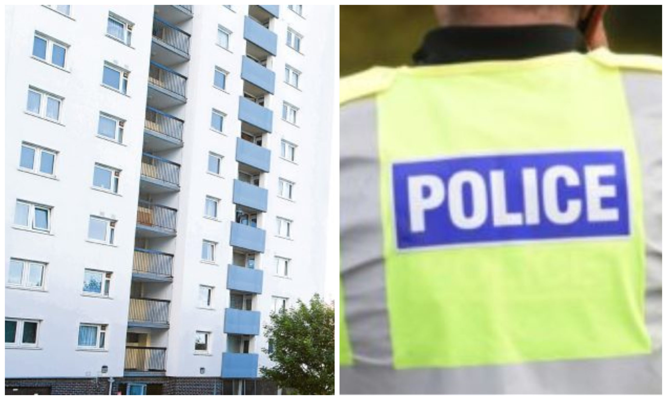 Residents at the Hilltown multis claim people are pretending to be police officers or Royal Mail staff to gain access to the buildings, which they say are rife with drugs.