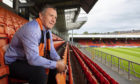 Dundee United's new boss Micky Mellon.