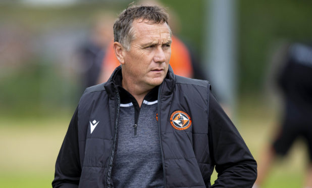 Micky Mellon replaced Championship title-winning gaffer Robbie Neilson.