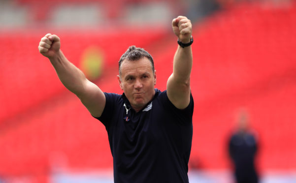 Micky Mellon replaces Robbie Neilson in Terrors hot seat