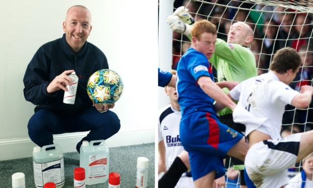Ex-Dee keeper is ensuring football's return is in safe hands
