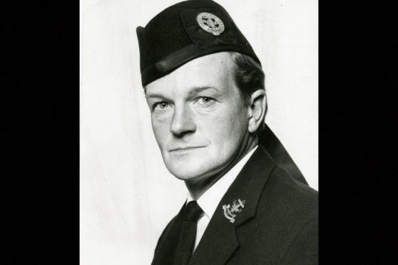 Colin Robertson.